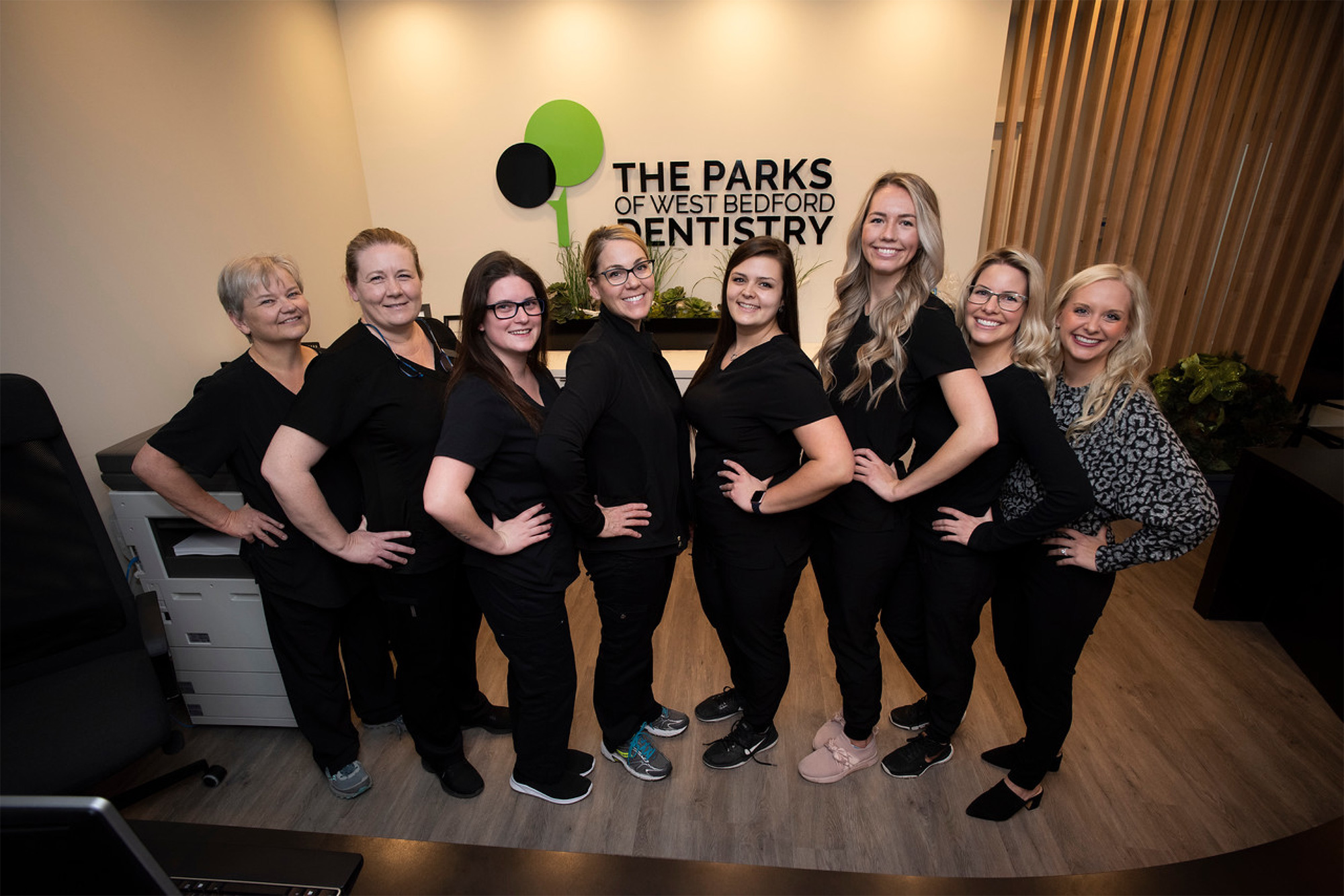 Team_the-parks-of-westbedford-dentistry